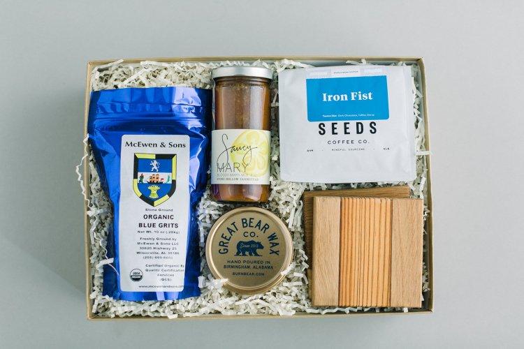 byndel Birmingham box - Birmingham graduation gift