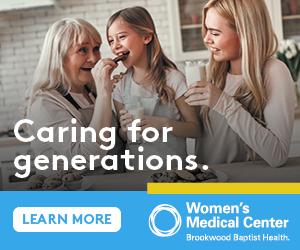 Brookwood Baptist Health - Caring for Generations