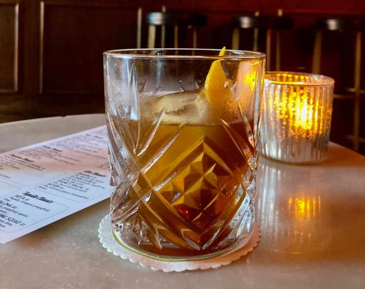 bourbon drinks in Birmingham