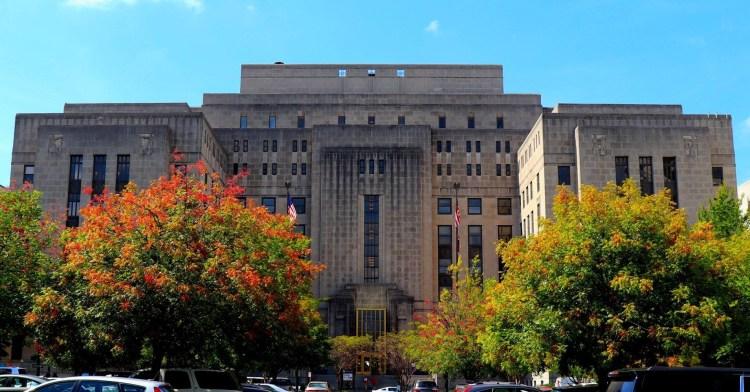 Jefferson County Alabama Courthouse