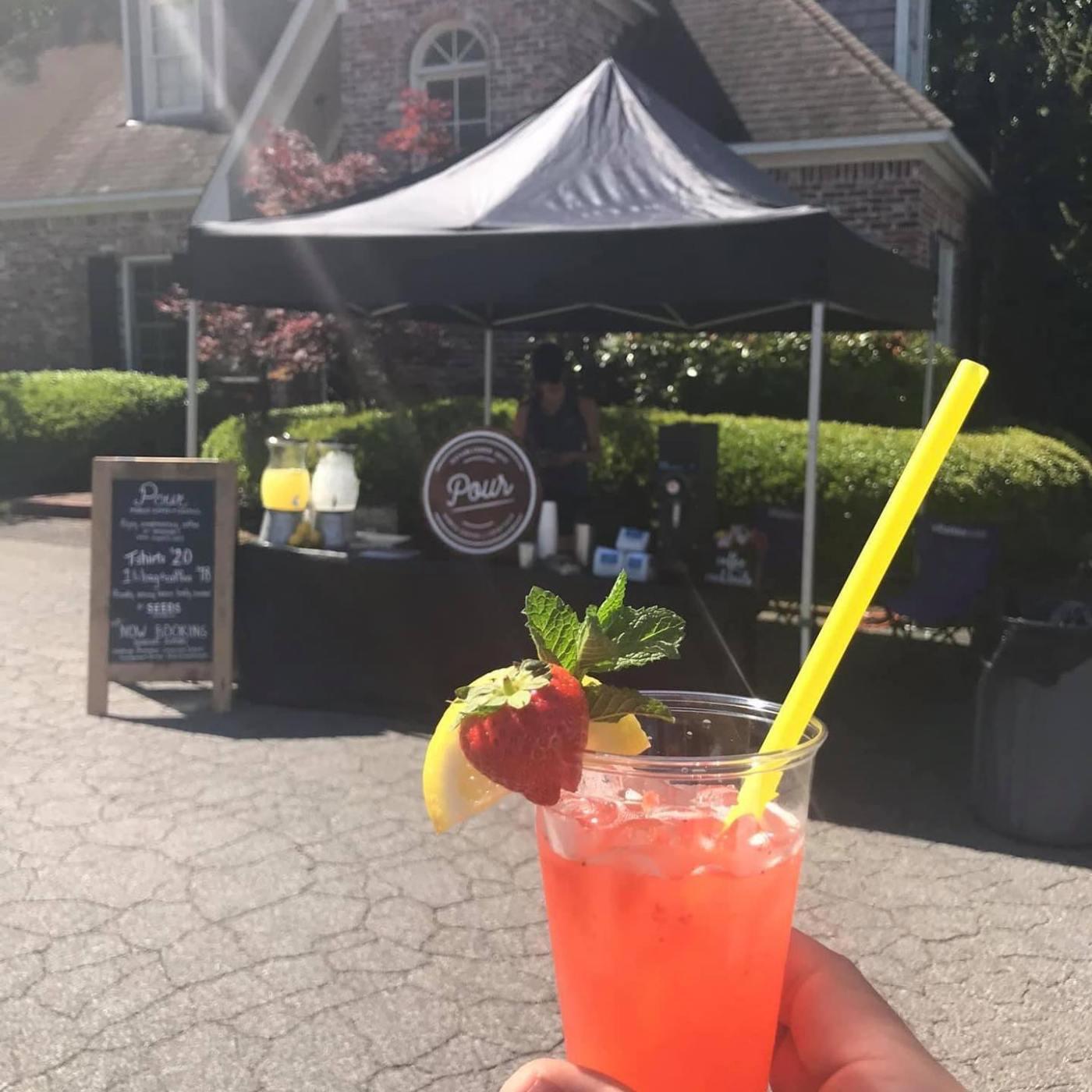 Pour - Birmingham mobile cocktail cart