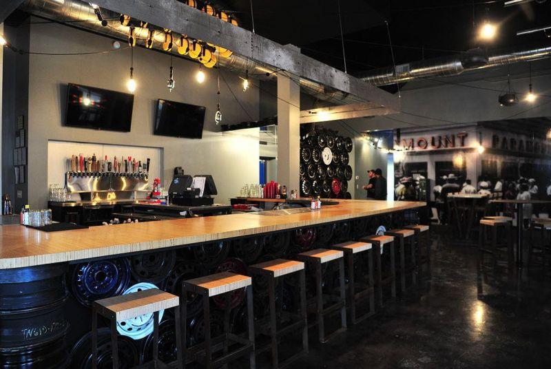 Paramount Bar is a downtown Birmingham staple.