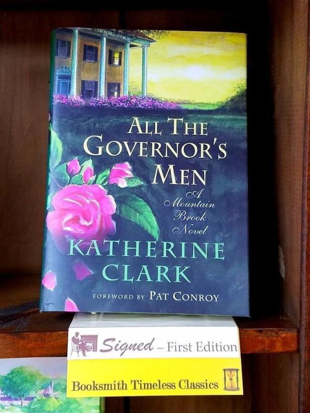 All the Governor's Men: A Mountain Brook Novel, Birmingham bookstores