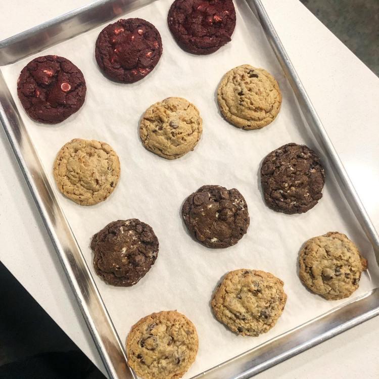 Bendy's Cookies and Cream