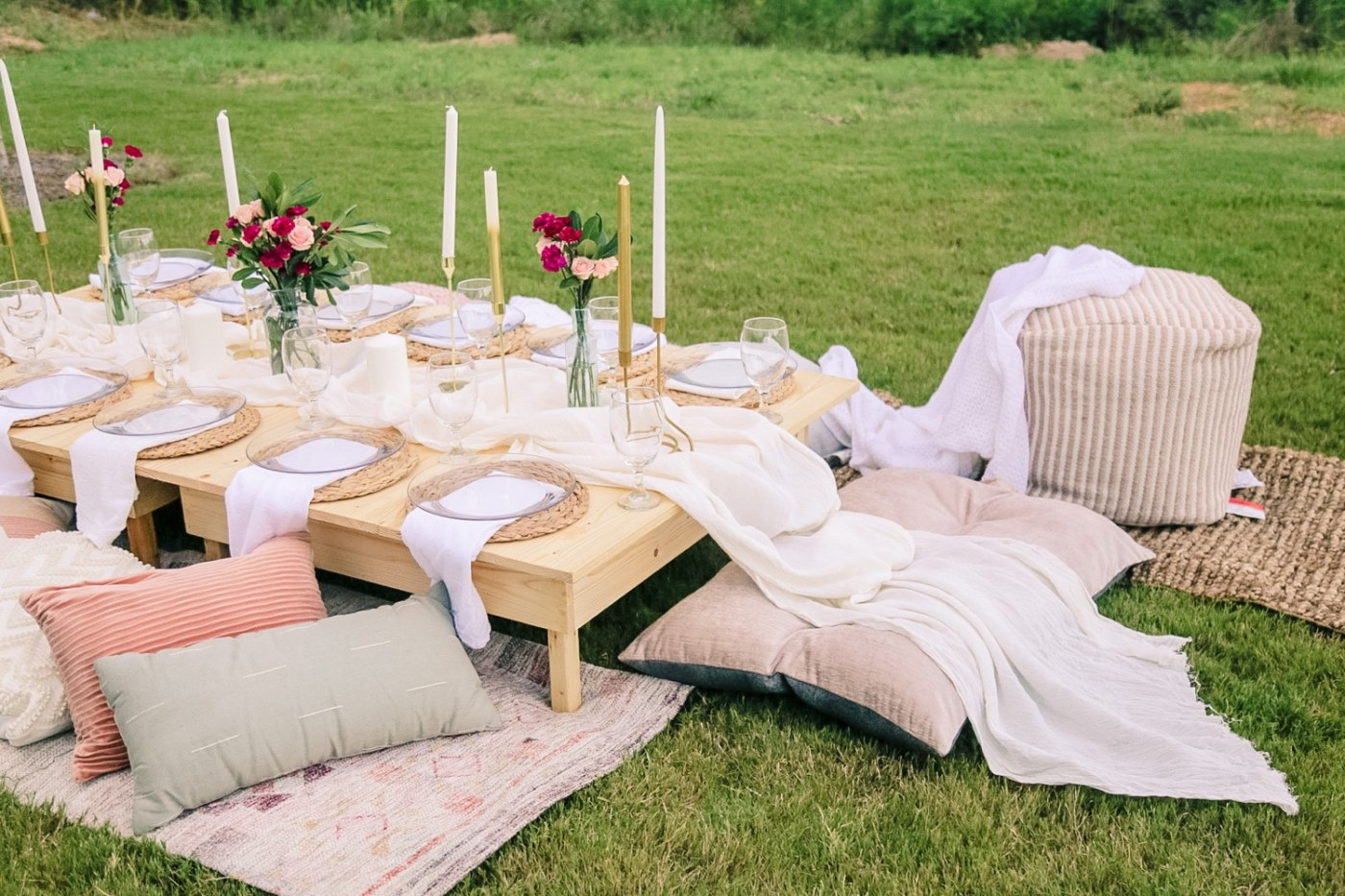 Birmingham Picnic Company luxury picnic