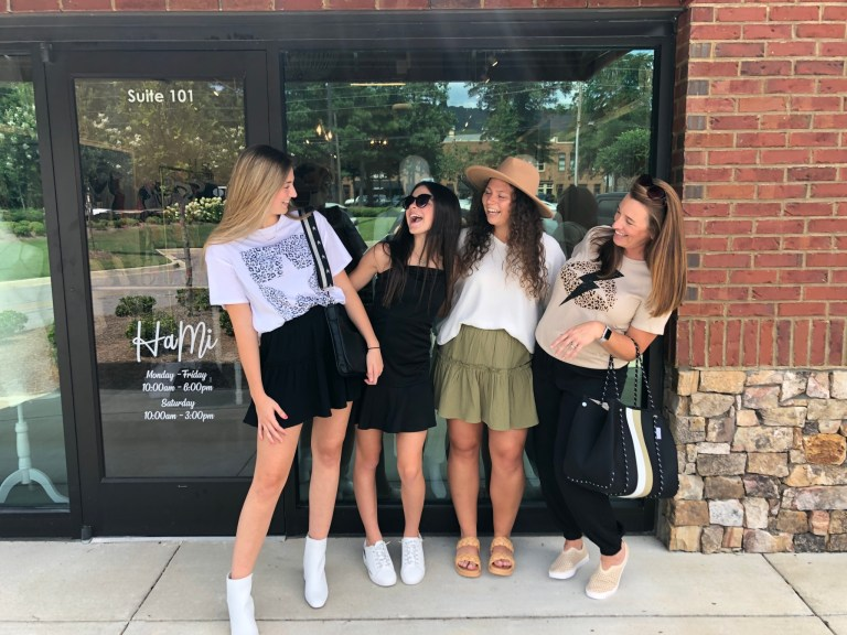 Summer trends according to Bham boutiques + how to shop them