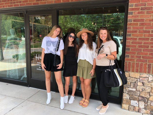 Check out this new mother-daughter boutique in Hoover!