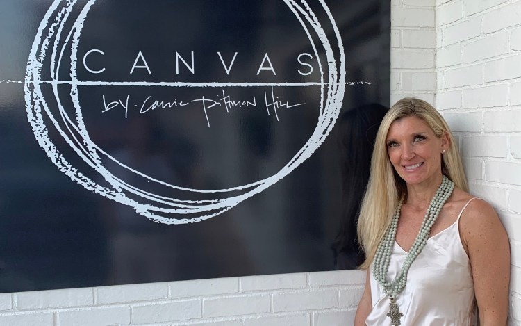CANVAS by Carrie Pittman Hill