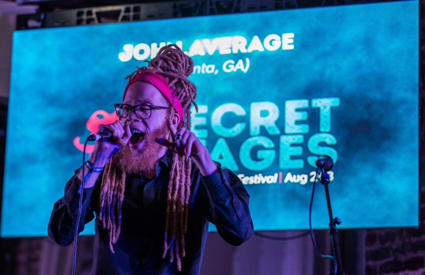 Diverse genres of music are all present at one music discovery festival: Secret Stages. Photo by Tyler Woods for Secret Stages