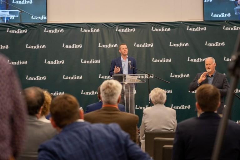 Landing reveals HQ, contributes over M to Birmingham tech space