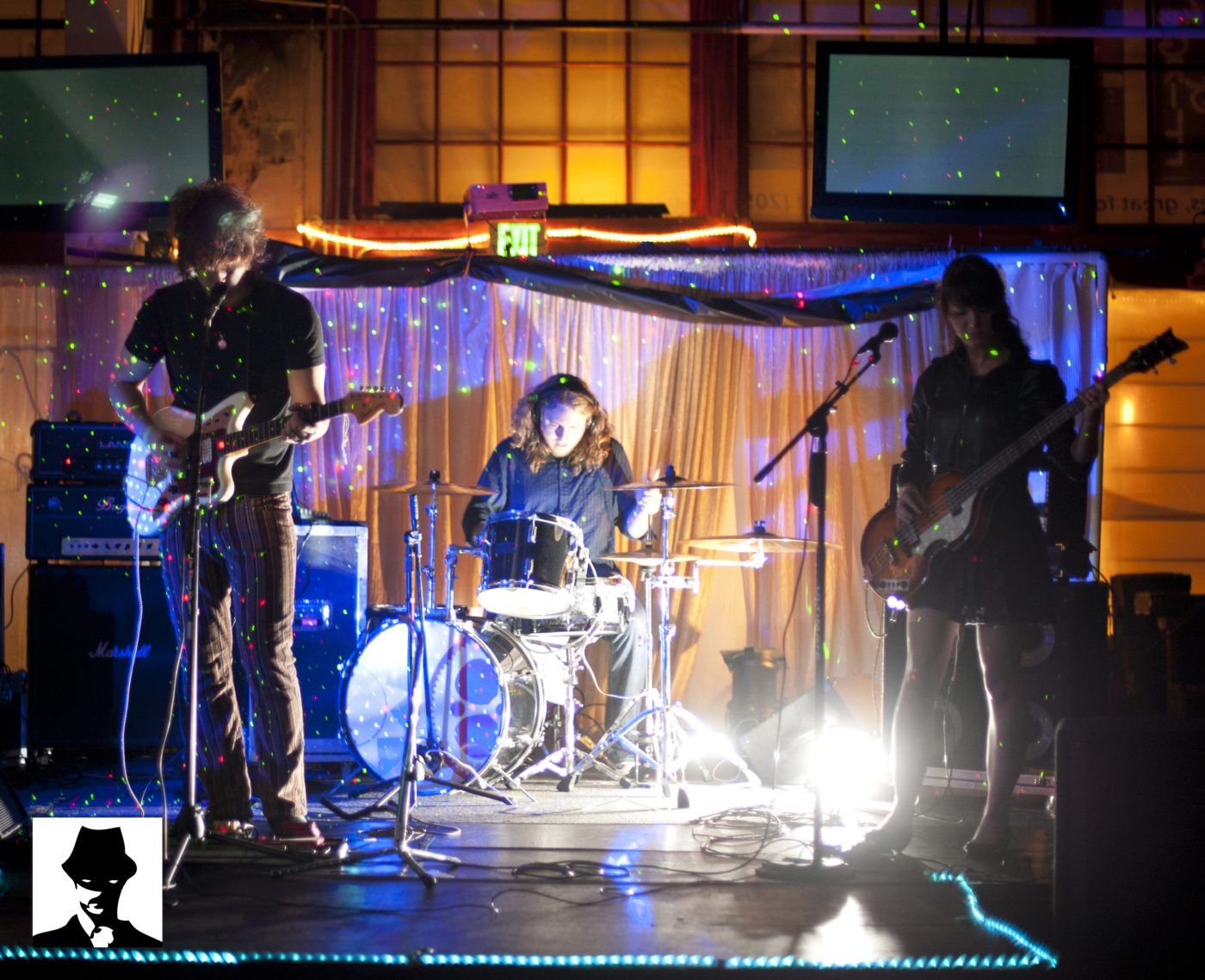 Sunshine Factory performs at the first Secret Stages in 2011. Photo via Lyndsey Cunningham Photography