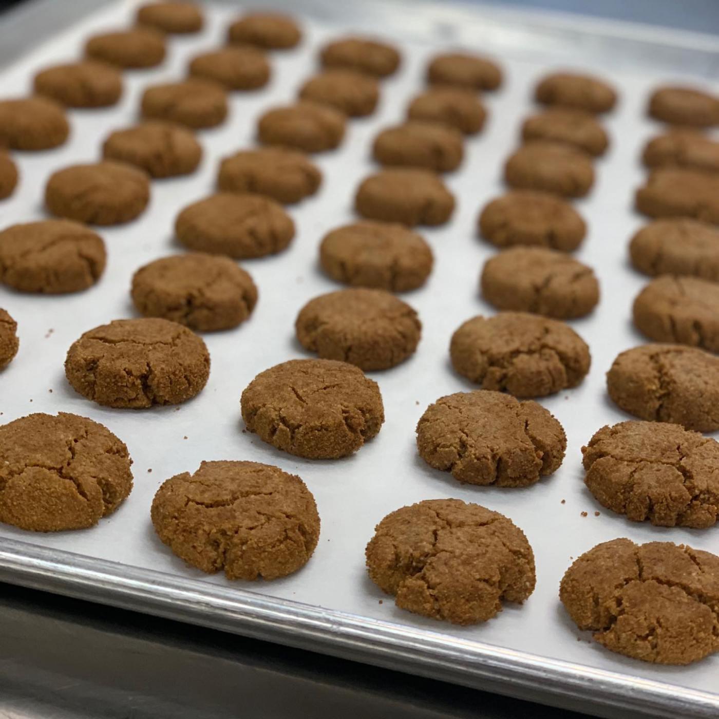 The Joyful Food Co. ginger snaps