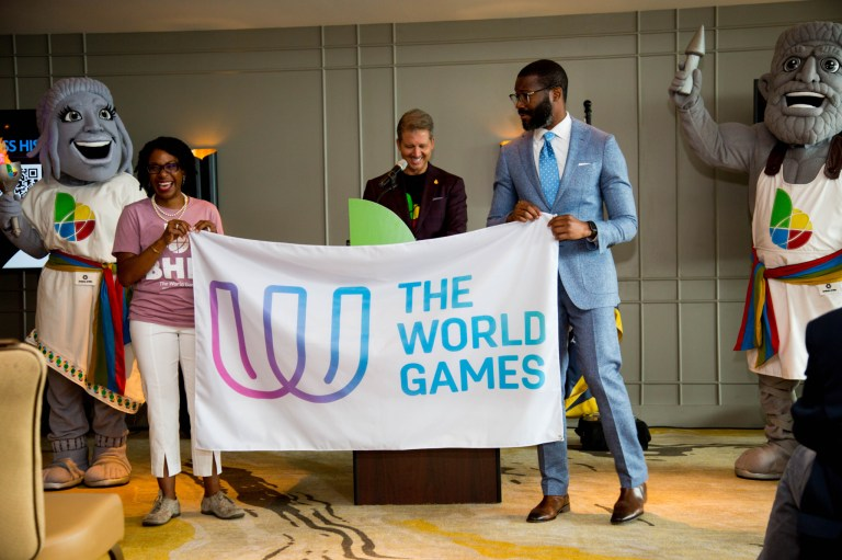 New information about The World Games 2022 have been released