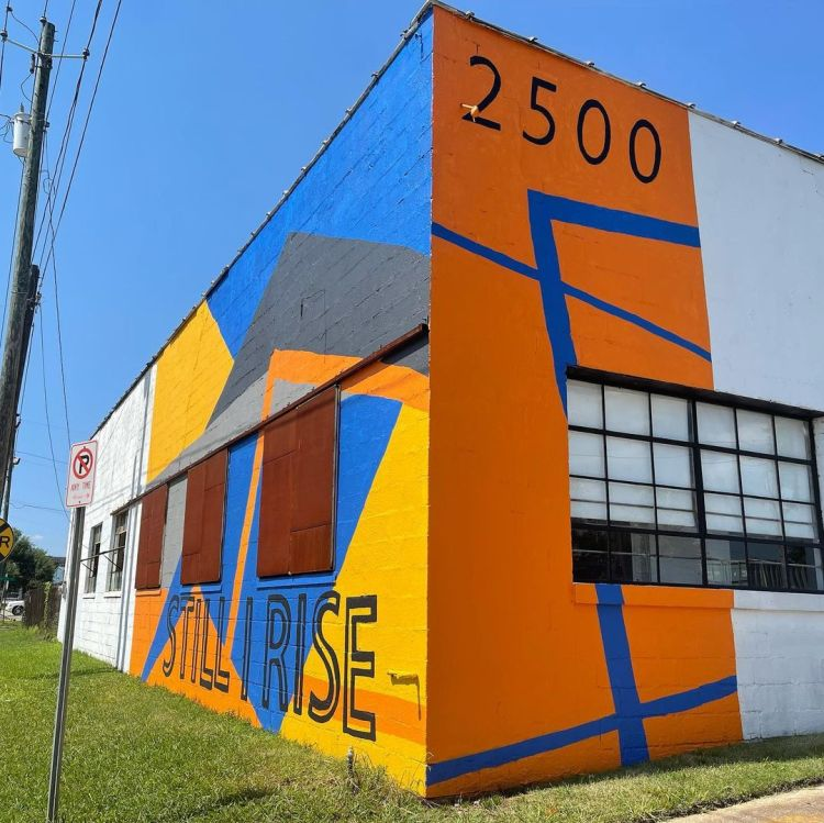 Check out this new design on the Studio 2500 building. See you today for great bargains.