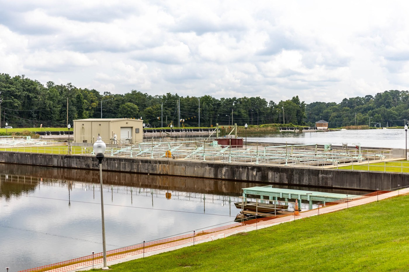 water basins, BWWB