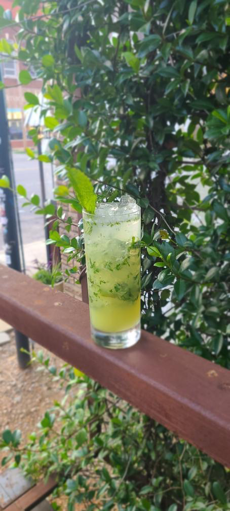 Avondale cucumber mojito