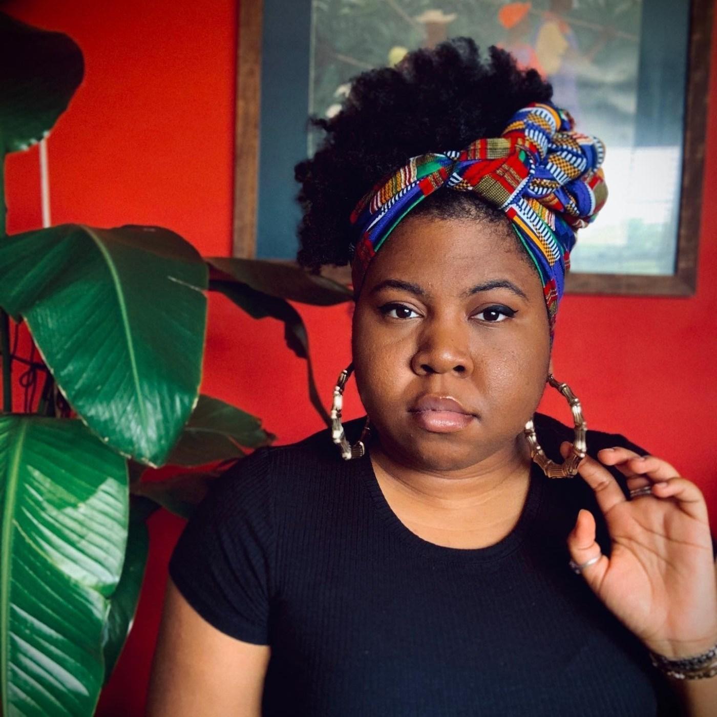 Ashley jones, first black poet laureate of Alabama