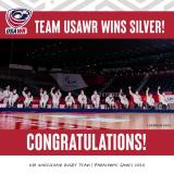 USA Wheelchair Rugby Team is back in Bham with a silver medal