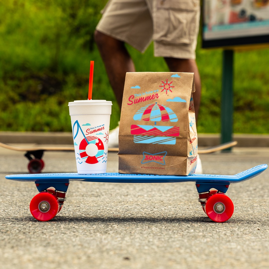 Sonic's new opening is skatin' into Meadowbrook.