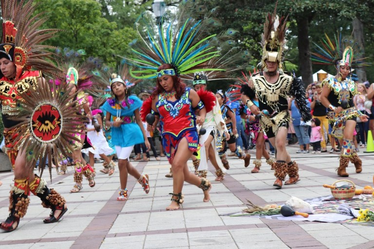 3 exciting ways to spend your day at Fiesta Birmingham, Sep.25