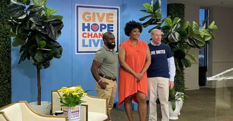 """United Way launches """"Give Hope Change Lives"""" annual campaign"""