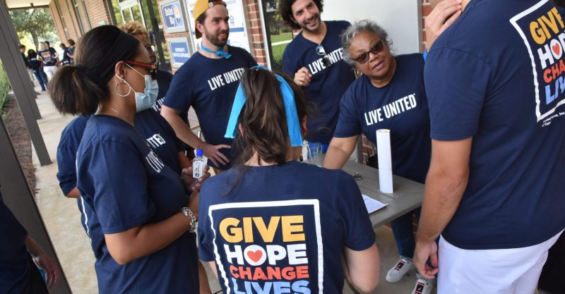 United Way's 2021 Class of Loaned Executives is ready to make a difference
