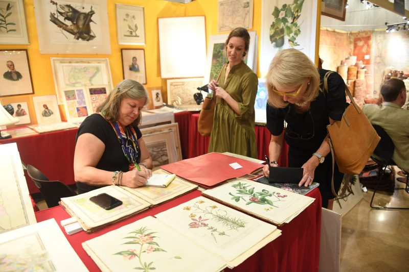 Get tickets now for the 15th-anniversary Antiques at the Gardens, Sept. 30-Oct. 3