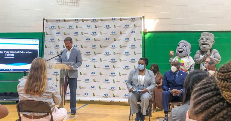 The World Games 2022 brings global education to local schools with new initiative—learn more