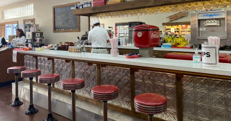 NEW OPENING: Check out this new vintage ice cream spot in Pinson [photos]