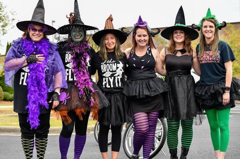 Trussville Witches Ride's Facebook