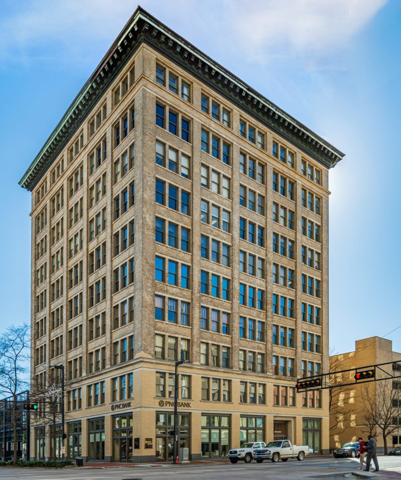 New advanced clinical spa opening in the historic Woodward Building