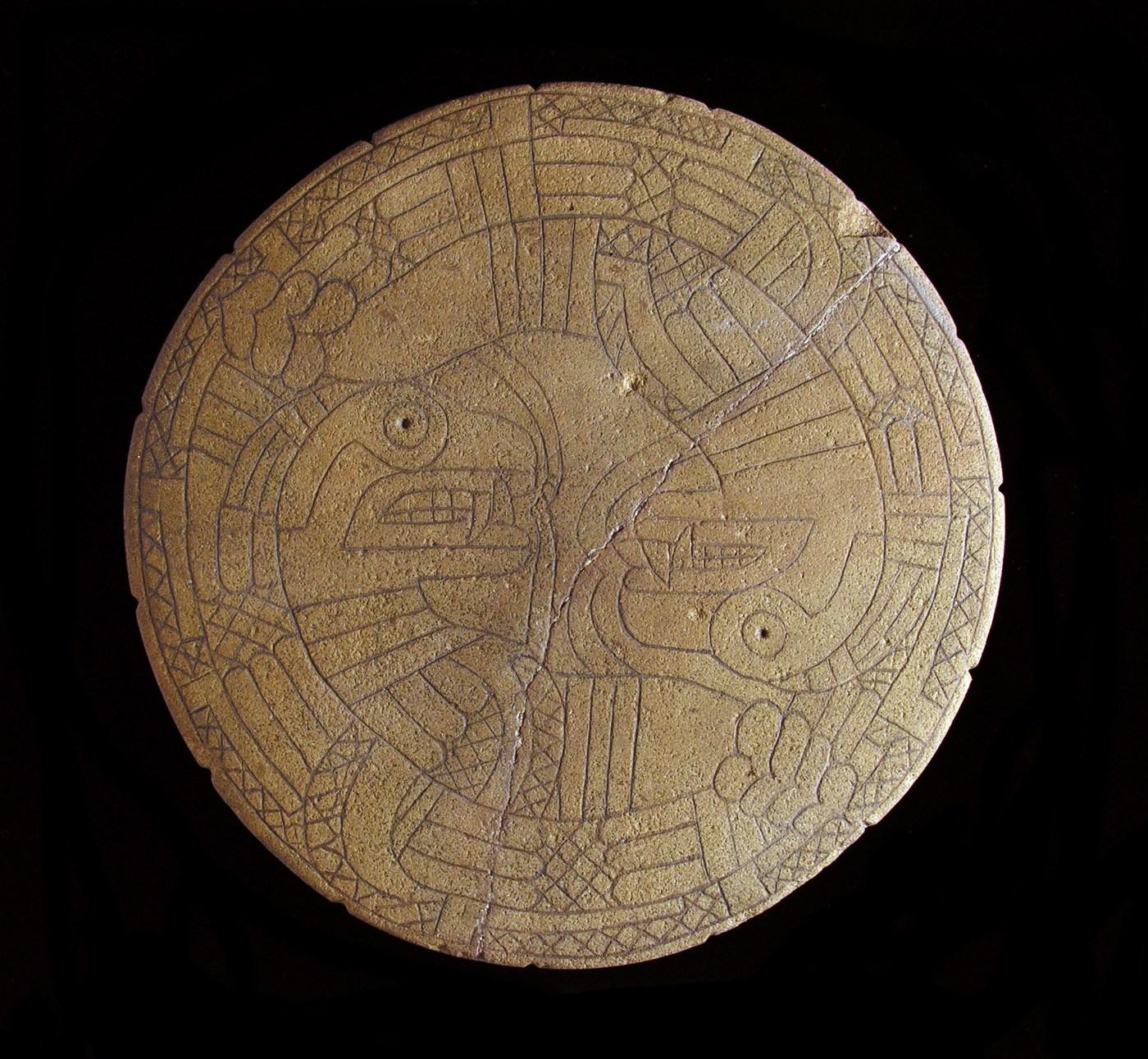 moundbuilders disc