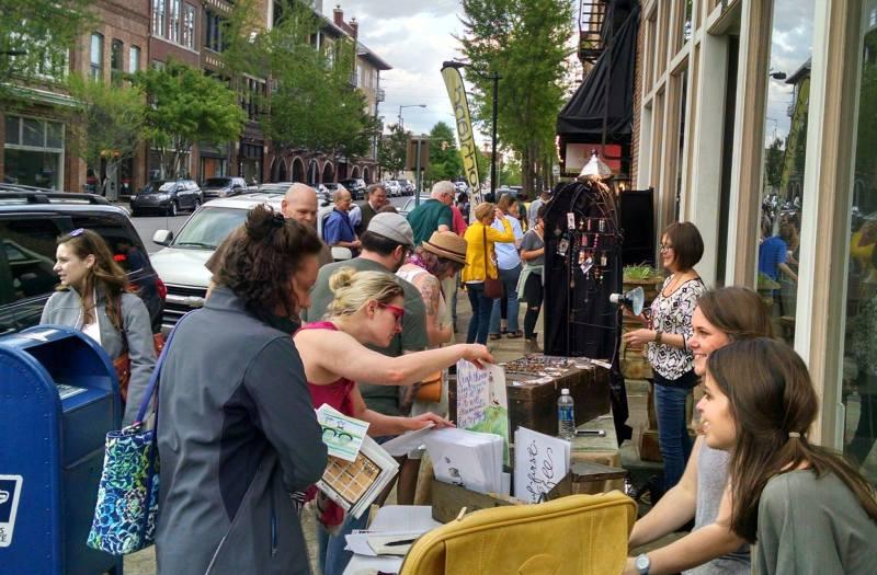 Birmingham Art Crawl says goodbye + how to still support the arts