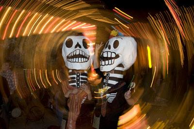 Dia de los Muertos - Bob Farley/f8photo.org