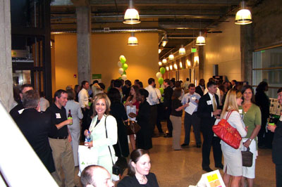 YP Expo crowd