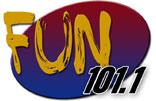 Fun 101.1 logo