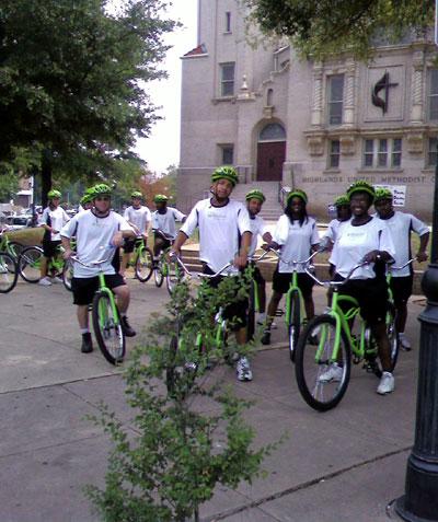 Bikes For Regions