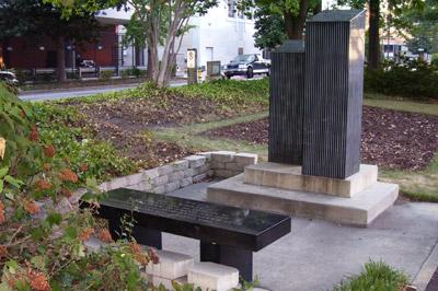 9.11 Memorial In Downtown Birmingham