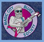 Magic City Blues Society logo