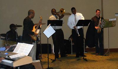Miles jazz band