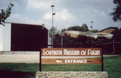 Southern Museum of Flight - Alabama Public Television