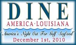 Dine America Louisiana logo