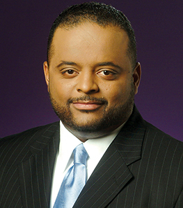 Roland S. Martin. Courtesy of his official website.
