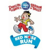 Red Nose Run logo