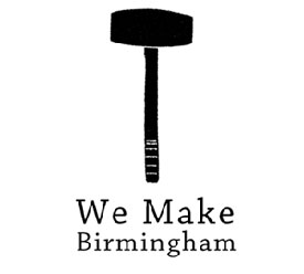 We Make Birmingham logo