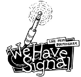 We Have Signal logo