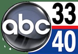 ABC 33/40 logo