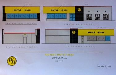 New Waffle House 2015
