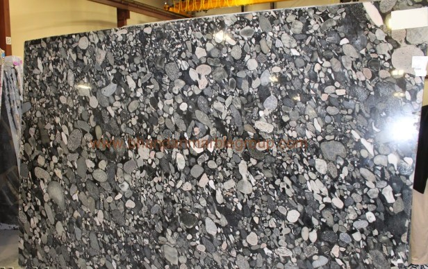 white-black-mosaic-granite-slabs