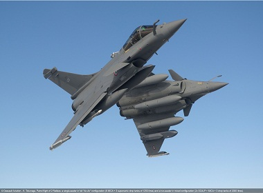 Rafale Fightyer planes India